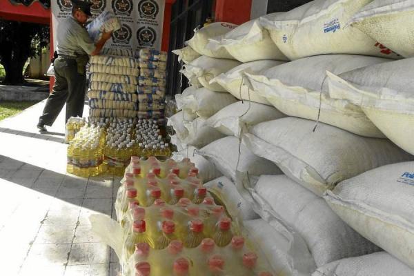 Gobierno lanza estrategia para combatir  contrabando de alimentos