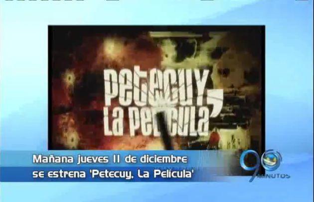 El estreno de 'Petecuy' y si Jesús naciera en Colombia