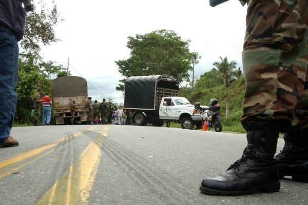 Cinco militares muertos y cinco más heridos en combates