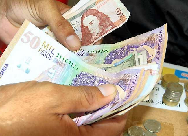 Salario mínimo en el 2015 subirá un 4.6%
