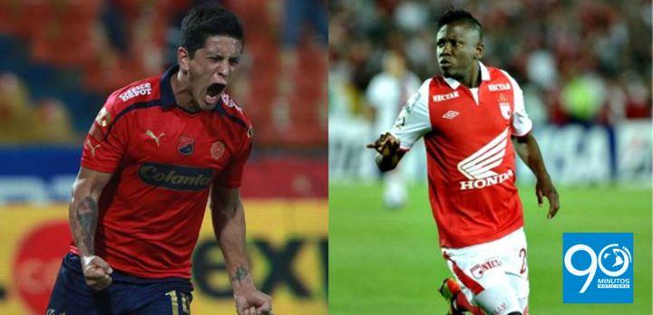 Una final roja vivirá el fútbol colombiano en el segundo semestre