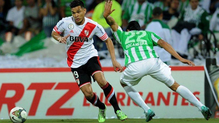 Nacional y River Plate empataron en el primer capítulo de la final