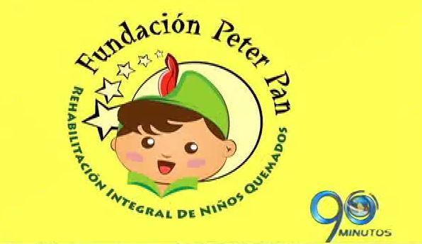 Invitación a la cena navideña a beneficio de la Fundación Peter Pan