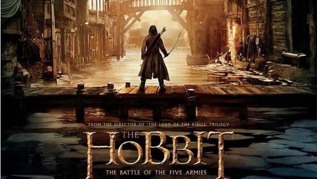 """""""La batalla de los 5 ejércitos"""" se estrenará el 10 de diciembre"""
