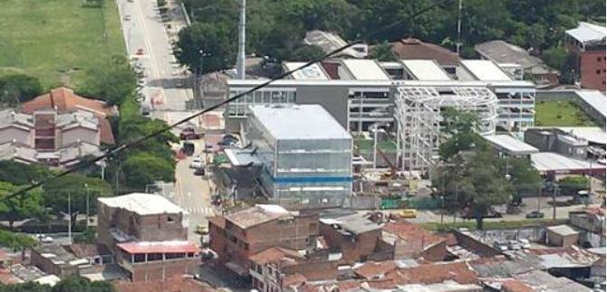 El hospital de Siloé estrena edificio de urgencias