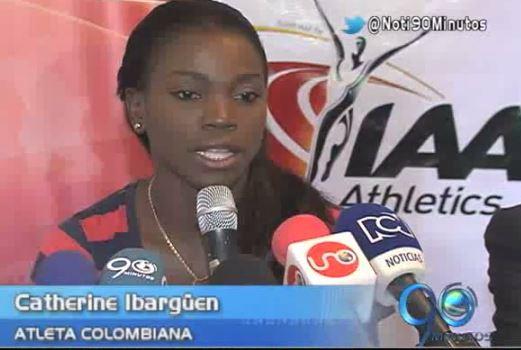 Colombia quedó segunda del Gran Prix y Suramericano de atletismo