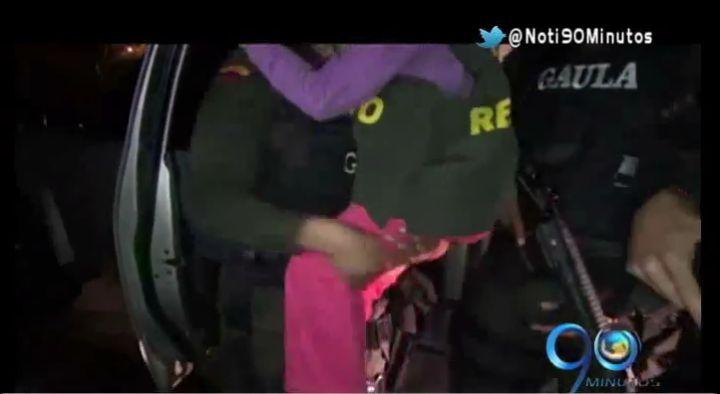 Juez deja en libertad a sospechosos del secuestro de una niña