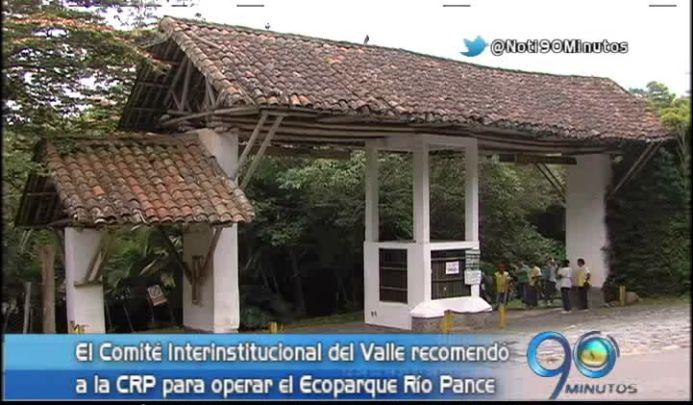 Gobernación escogió a la CRP como nuevo operador del Ecoparque Río Pance