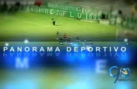 Panorama Deportivo: Selección Femenina de fútbol de Valle a la final