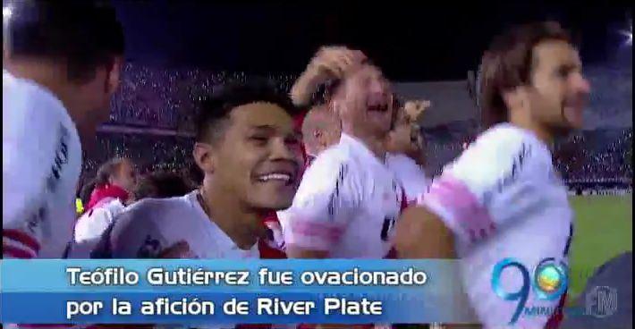 Las ovaciones a Teófilo Gutiérrez y más en el Panorama Deportivo