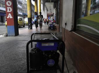 Después de tres días regresó la energía a Buenaventura