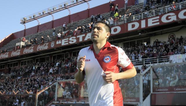 Juan Román Riquelme jugó su último partido con Argentinos