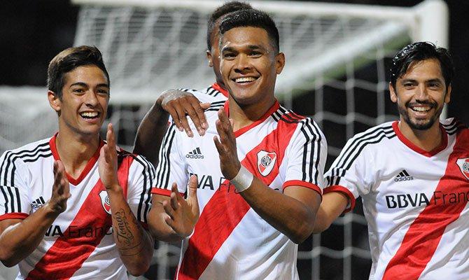 River Plate ya está en Medellín para enfrentar la final de la Suramericana