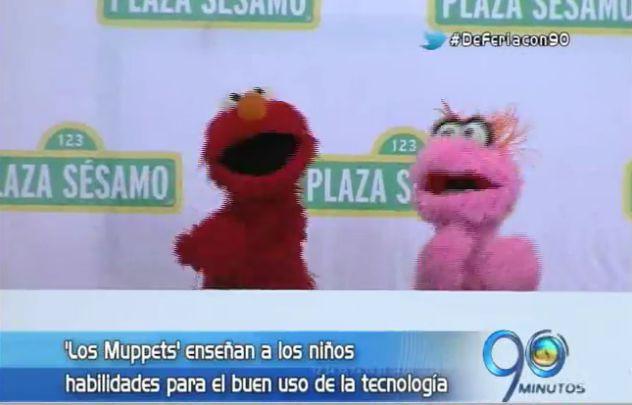 Plaza Sésamo enseña a niños caleños a usar bien internet
