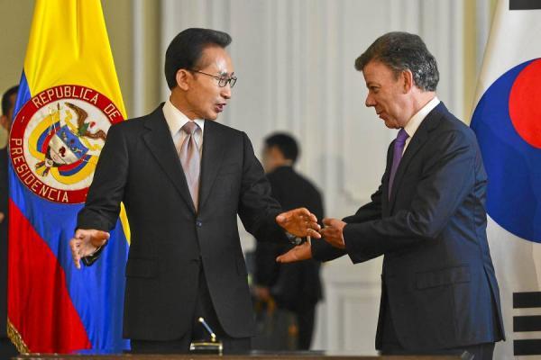 Congreso aprobó TLC entre Colombia y la República de Corea