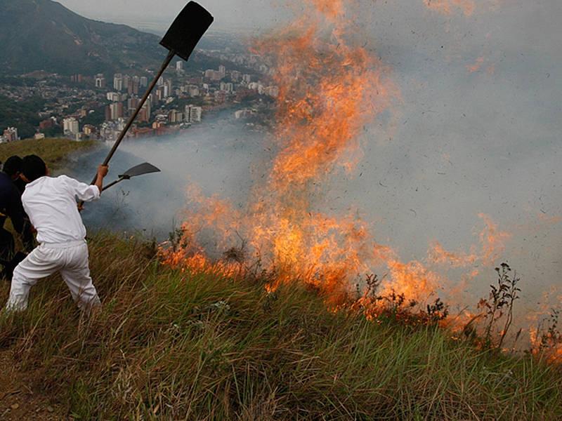 Circular a alcaldes del Valle para mitigar daños por tiempo seco