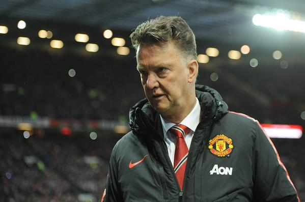 El Manchester cayó de local, Radamel vio el partido en las gradas