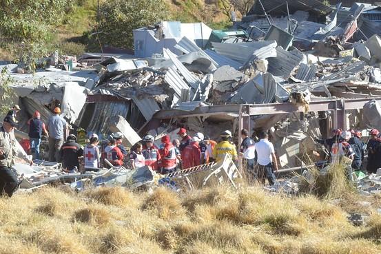 Explosión en un hospital en México cobró la vida de 7 personas