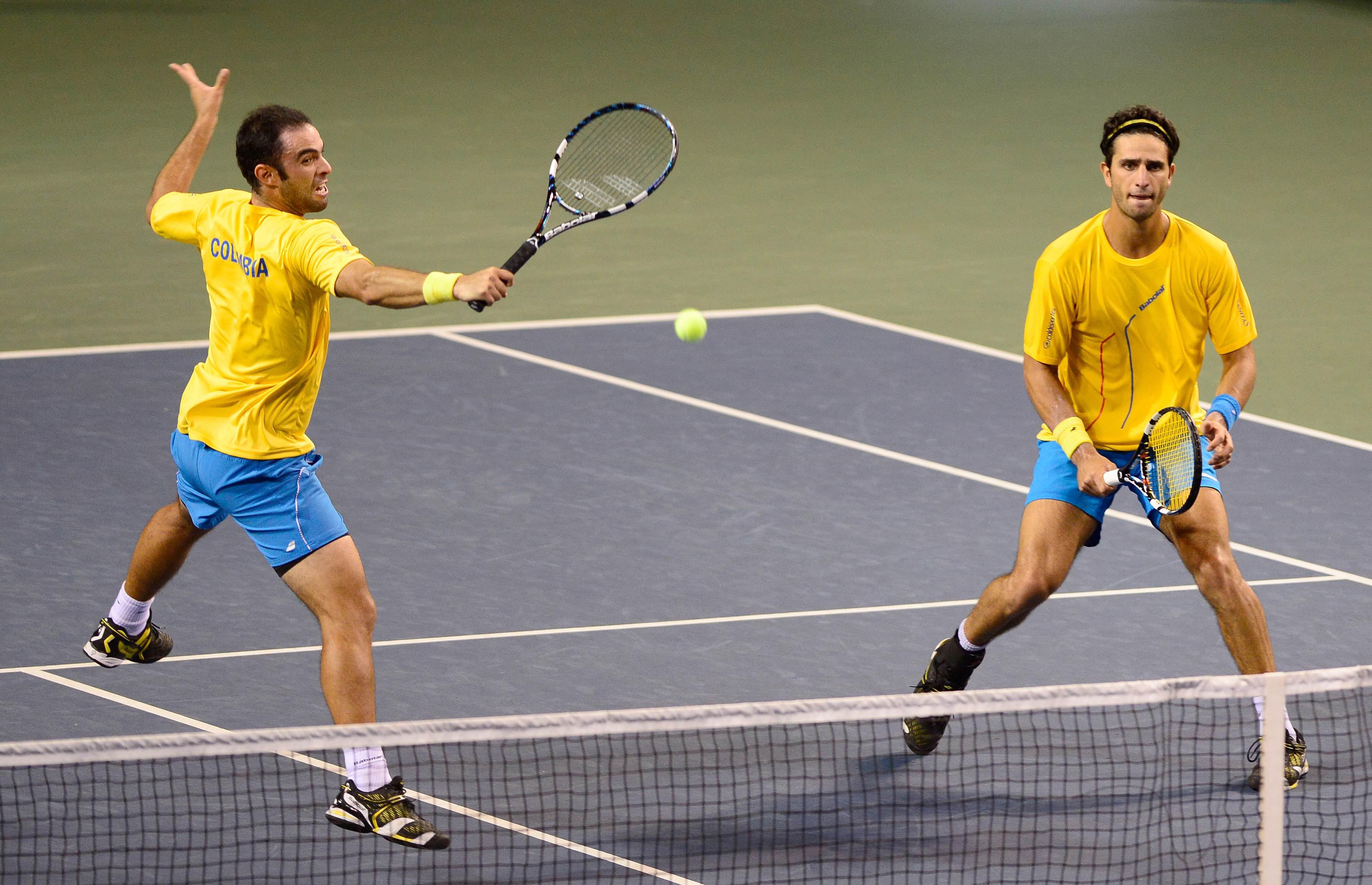 Cabal y Farah a segunda ronda del Australian Open. Giraldo y González afuera
