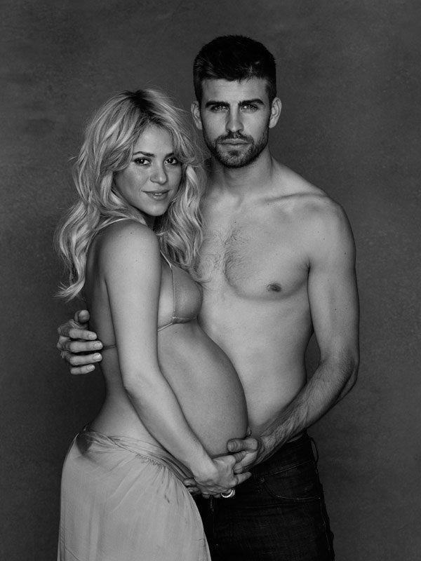 Shakira ingresa al hospital a la espera de su segundo hijo