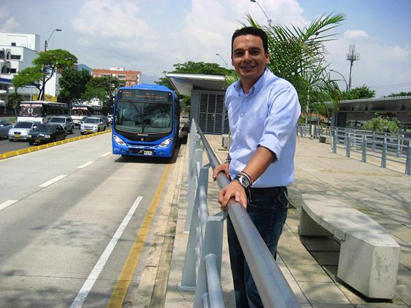 Procuraduría destituye a expresidente de Metrocali, Luis Eduardo Barrera
