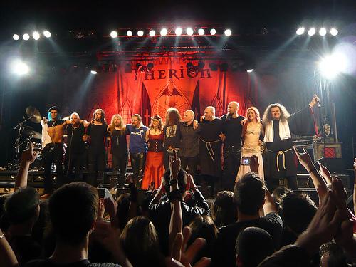 Therion llega con su Rock de concierto a Cali