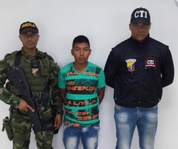 A la cárcel alias 'Liba' presunto secuestrador en Cauca