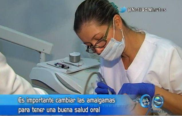 Tratamiento dental con resina para decir adiós a las calzas