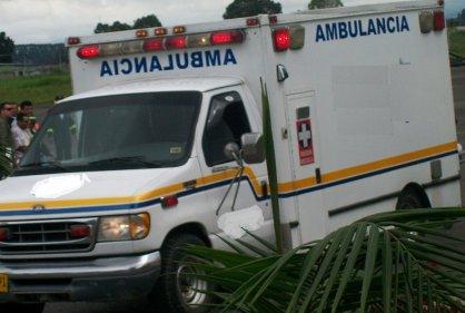 Una ambulancia fue encontrada con 3.000 dosis de marihuana