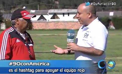 90 Minutos ya se encuentra al lado del América en Chía, Cundinamarca