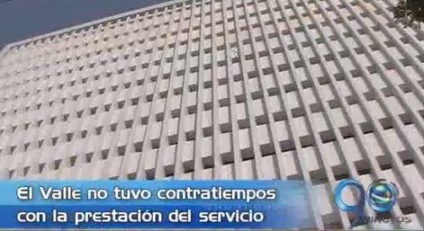Asonal judicial del Valle reanudó labores sin problemas