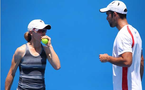 Cabal clasificó a los cuartos de final en dobles mixtos del Abierto de Australia