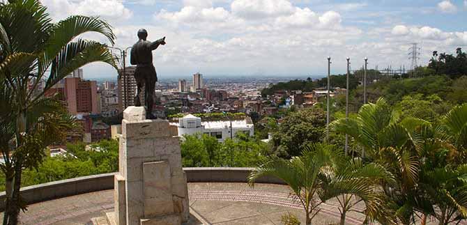 Cali es la cuarta ciudad más 'apetecida' de Colombia