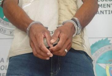 Asegurado alias el 'Carnicero' por homicidio en Buenaventura
