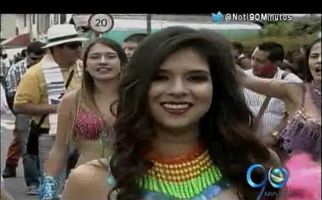 Más de un millón de turistas disfrutaron del Carnaval de Pasto