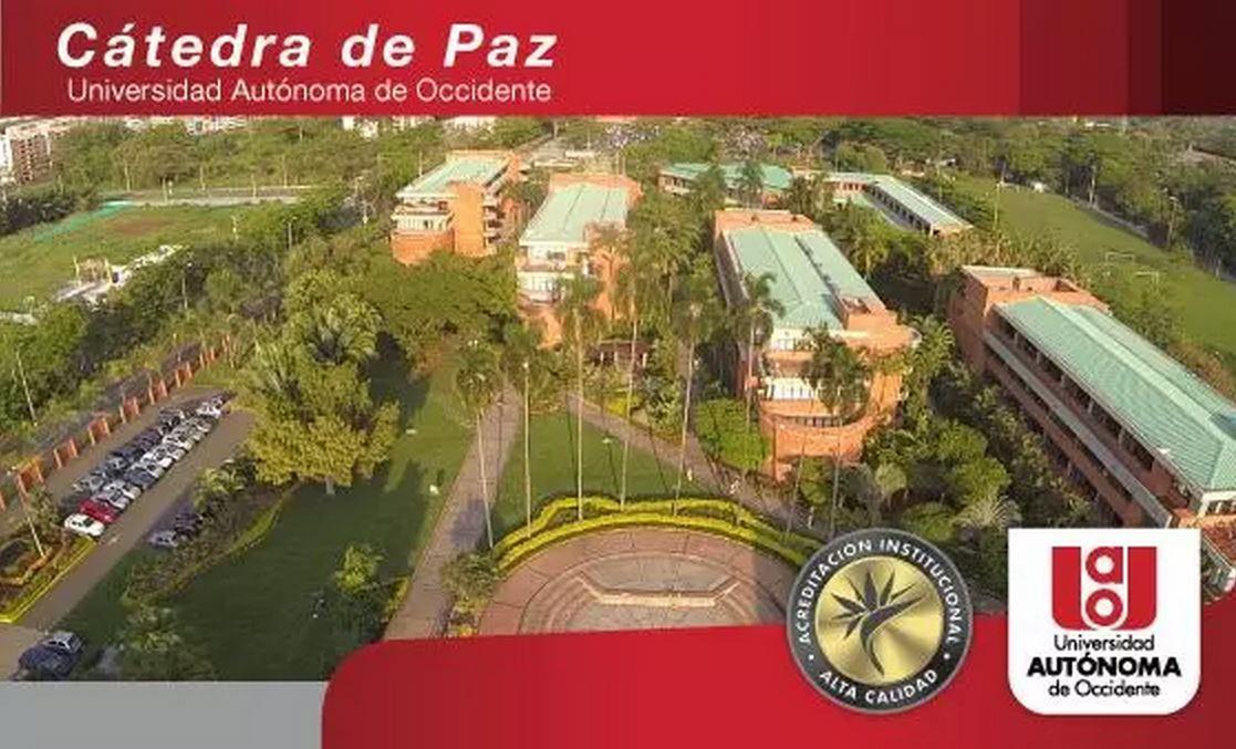 La Universidad Autónoma dictará un curso sobre Cátedra de Paz