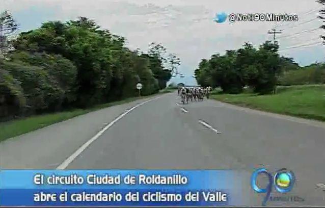 Clásica de Roldanillo abre el calendario ciclístico regional 2015