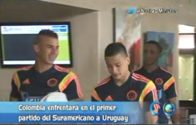 Fichas claves de Colombia para la victoria en Suramericano Sub 20