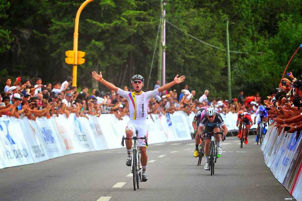 El colombiano Fernando Gaviria volvió a ganar en el Tour de San Luis