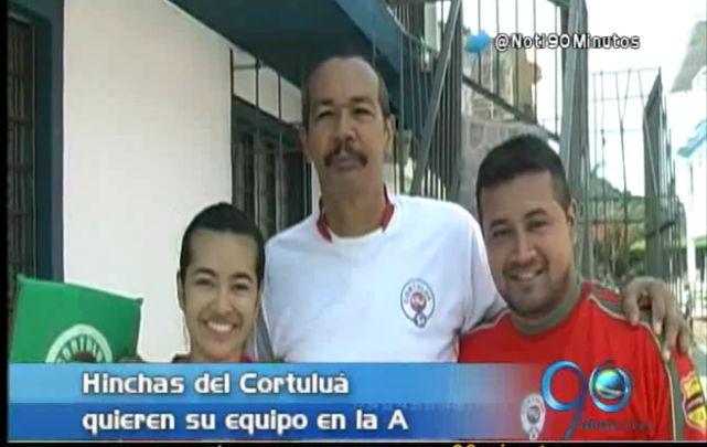 Hinchas de Cortuluá sueñan con el regreso de su equipo a la A