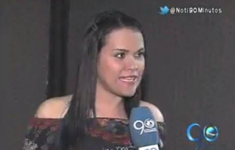 Dulce presenta en Cali su primer sencillo 'No Voy A Cambiar'