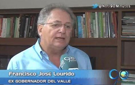 Procuraduría investiga al ex Gobernador del Valle Francisco José Lourido