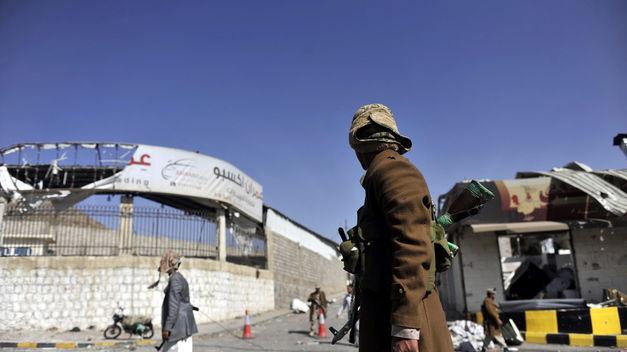 Hutíes retienen al Presidente yemení en un posible golpe de estado