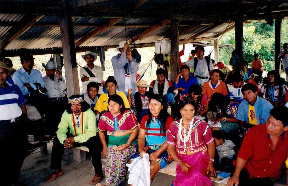Medida provisional para el proceso de los Embera Katío