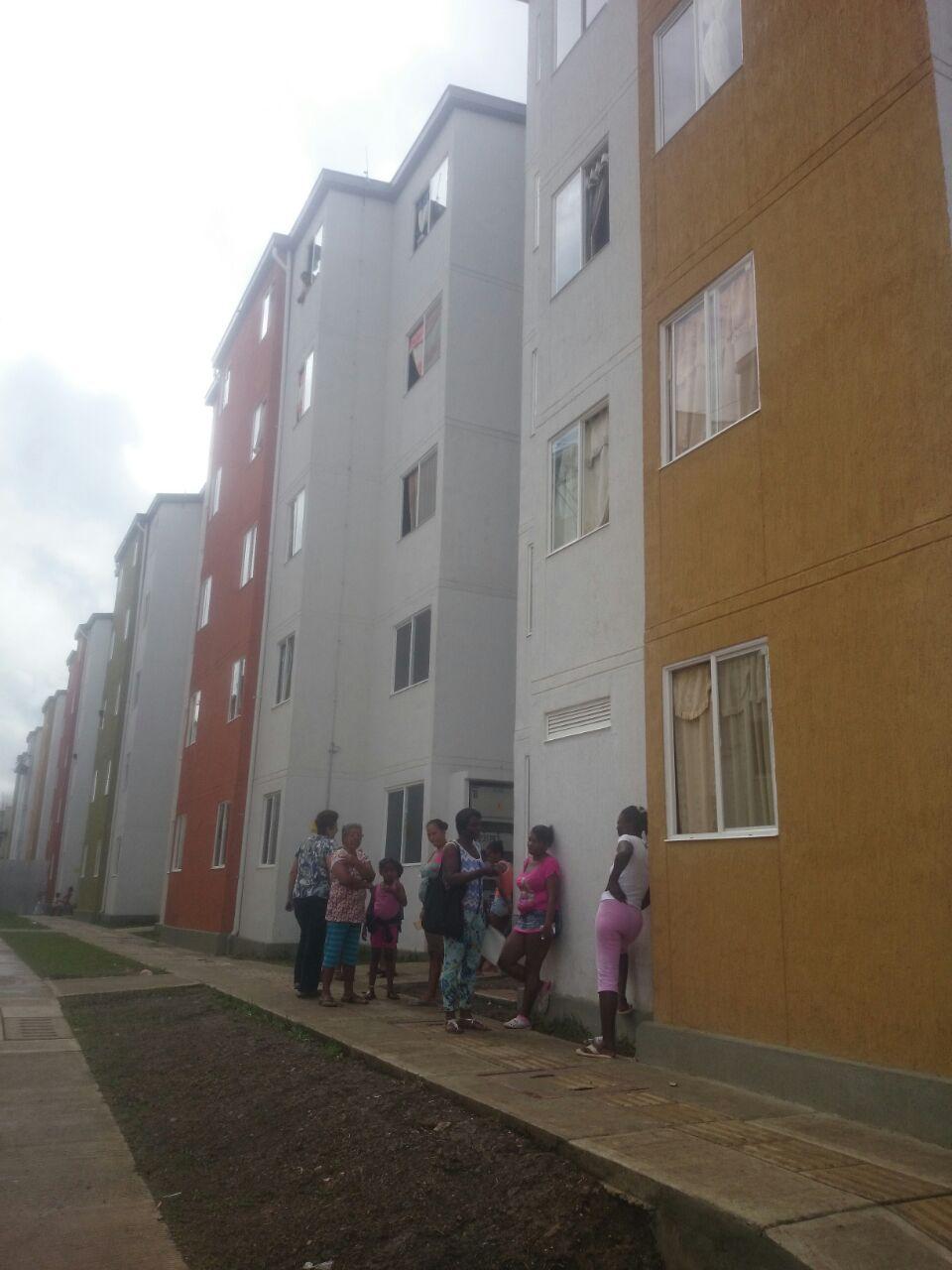 Alcaldía reubica a 33 familias del Jarillón en el oriente de Cali