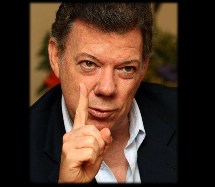 Santos niega que desmovilizados de las Farc dirijan a la Policía
