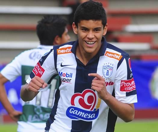"""Se viene el """"Show"""" del hijo de Miguel Calero en el Pachuca"""