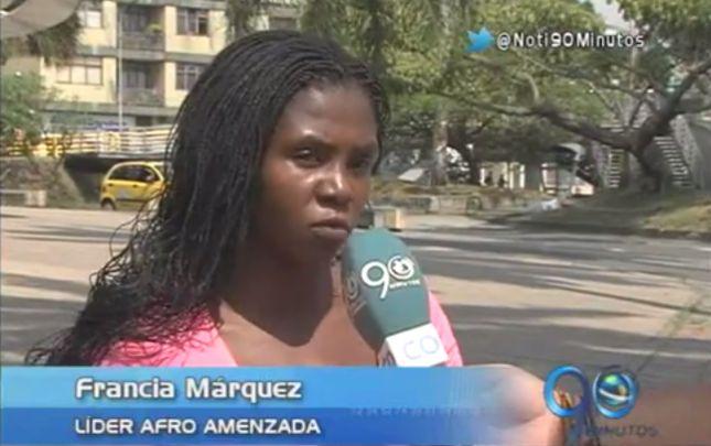 Vocera de víctimas que estuvo en Cuba tuvo que huir tras amenazas