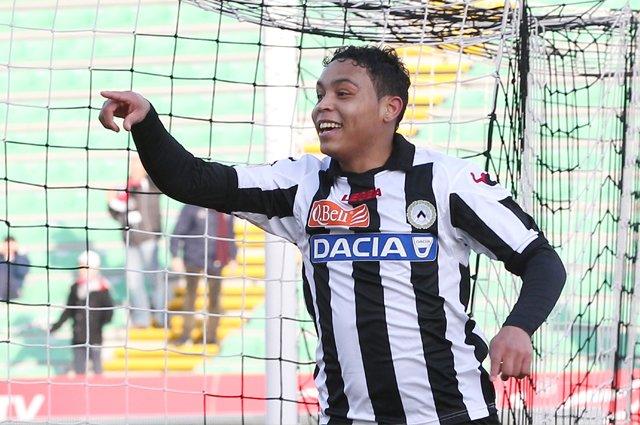 Luis Fernando Muriel es nuevo jugador de la Sampdoria de Italia