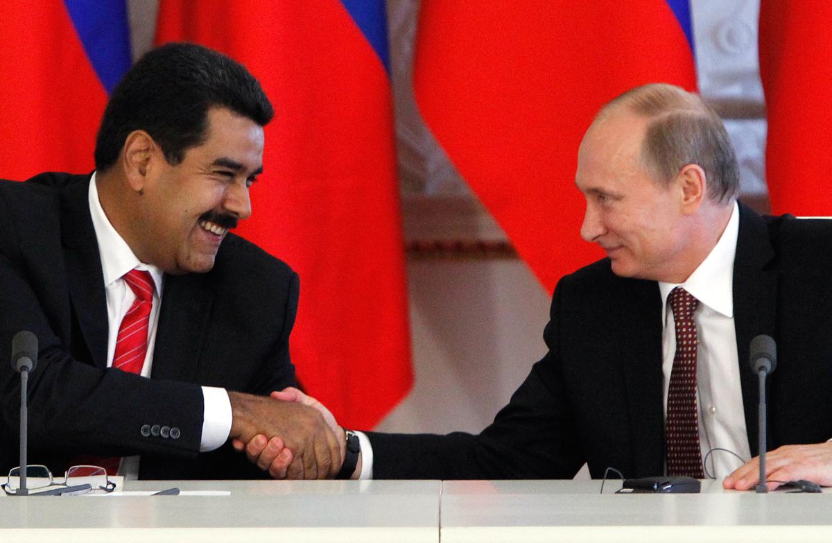 Maduro logró acuerdos económicos entre Rusia y Venezuela
